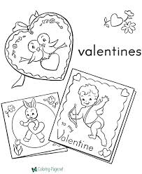 Valentine's day sayings coloring pages. 20 Valentines Coloring Pages Happiness Is Homemade