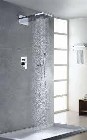 modern shower heads. Brilliant Modern Features ContemporaryModern Collection Finish Polished Chrome  Includes Flexible Hoses O Ring And Gasket Tubes Showerhead Extension Throughout Modern Shower Heads