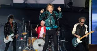 Canada Rocks with the Rolling Stones: Here