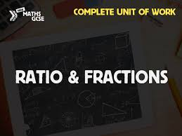 ratio fractions complete lesson