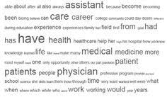 Health Care Assistant Personal Statement 52 Best Personal Statement Images Pa School Personal Statements