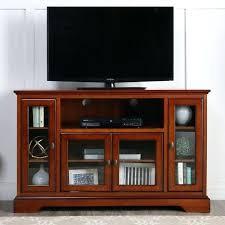 52 highboy tv stand console rustic brown 52 x 16 x 33h high boy tv