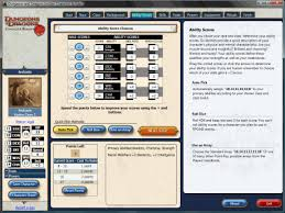 dungeons and dragons character sheet online playwrite top 5 4th edition character generators