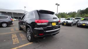 2018 jeep overland black.  overland 2018 jeep grand cherokee overland 4x4  diamond black crystal jc104434  redmond seattle for jeep overland black a
