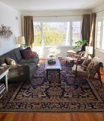oriental rugs in midcentury living rooms me likey retro renovation with mid century rug designs 4