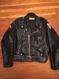 1960 s pre amf harley davidson vintage leather jacket nex tech classifieds