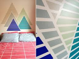 unbelievable design wall tape designs home decoration ideas easy decorating for ers view in gallery mountain