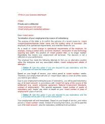 Employment Termination Letter Templates 35 Perfect Termination Letter Samples Lease Employee Contract