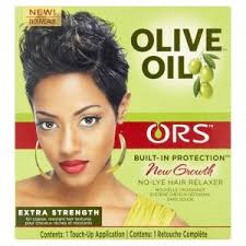 ors olive oil new growth no lye hair