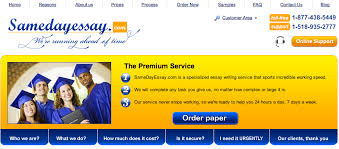 choose best professional writing service to buy an essay online samedayessay com review