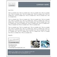 template for business letter affordable company letters email templates business email