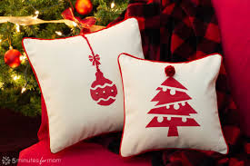 Is It Safe To Spray Paint Christmas Lights Fabric Spray Paint Diy Pillow Covers 5 Minutes For Mom