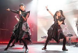Billboard Japan Album Chart Japans Babymetal Tops Billboard Chart