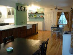 Kitchen Work Table Wood Simple Idea Of Kitchen Work Tables Combined With All Wooden