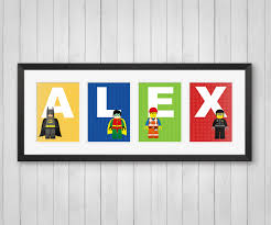 Superheroes Bedroom Superhero Decor Etsy