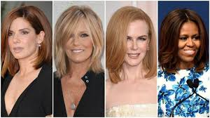 10 stylish hairstyles for women over 50