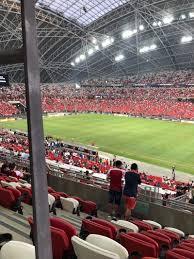 Photos At Singapore National Stadium
