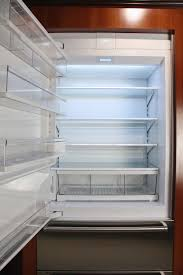 sub zero glass door refrigerator qualified sub zero 36 bottom freezer refrigerator