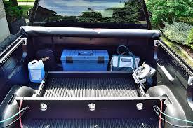 pickup truck bed divider diy wood gmc sierra silverado ram f150