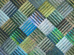 Underwater Blues Quilt -- outstanding adeptly made Amish Quilts ... & ... Batik Underwater Blues Quilt Photo 3 ... Adamdwight.com