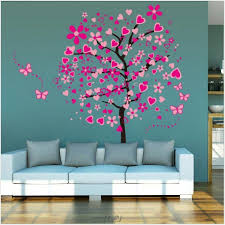 Image 43 Stunning Bedroom Wall Decorating Ideas For Teenagers 84 Interior Tree Wall Painting Teen Girl Room Pinterest 43 Stunning Bedroom Wall Decorating Ideas For Teenagers 84 Interior