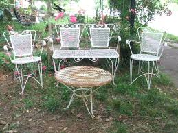 White wrought iron furniture French Wrought Iron Furniture For Sale White Wrought Iron Patio Furniture Garden Furniture Wrought Iron Attractive White Autumnjohnwinfo Wrought Iron Furniture For Sale Cast Autumnjohnwinfo