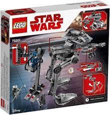 Đồ chơi lắp ráp LEGO Star Wars 75201 - AT-ST Robot Do Thám First Order (LEGO  Star Wars 75201 First Order AT-ST) giá rẻ tại cửa hàng LegoHouse.vn LEGO  Việt Nam