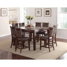 dining room furniture. Plain Furniture Memberu0027s Mark Audrey CounterHeight Table And Chairs 9Piece Dining Set Throughout Room Furniture