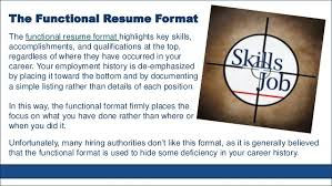 Resume Formats & Styles: How To Choose The Format That Is Best For Yo…