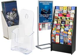 Free Standing Brochure Display Stands