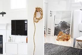 view bench rope lighting. view in gallery diy rope light idea for contemporary interiors bench lighting f