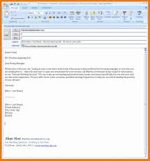 Sample Email Letter Forng Resume Body And Cover Pdf Via For