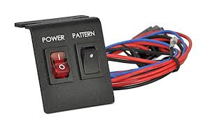 selectable switch for the whelen csp pro series power supplies strobes n more universal on off switch momentary button