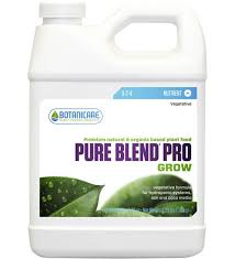 Botanicare Feeding Chart For Soil Pure Blend Pro Grow By Botanicare Planet Natural
