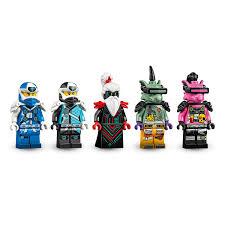 Mua Ninjago LEGO 71711 Jay's Cyber Dragon Mech Building Set, with Jay, Nya  and Unagami Minifigures, Prime Empire Action Figures trên Amazon Anh chính  hãng 2021
