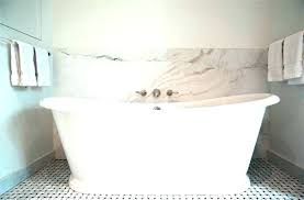 wall bathroom faucet wall mount tub faucet installation