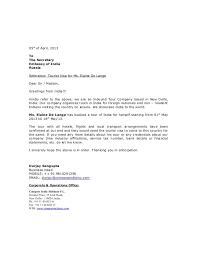 Ideas Collection Company Reference Letter For Us Visa Also Great