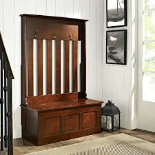 Hallway Storage Bench With Coat Rack Mudroom Entryway Bench Seat With Coat Rack Hall Storage Bench Seat 34