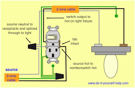 cooper gfci outlet switch wiring diagram cooper leviton combination switch and tamper resistant outlet wiring on cooper gfci outlet switch wiring diagram