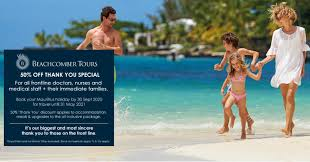 MAURITIUS 50% off ! Beachcomber is... - Hilary Riley - Travel Counsellor |  Facebook