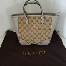 gucci used. gucci bree guccissima tote can be used as a handbag, shoulder bag, or