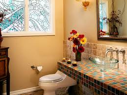 Narrow Bathroom Layouts HGTV - Mediterranean style bathrooms