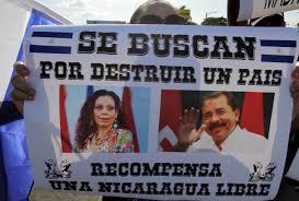 Resultado de imagen para imagenes de manifestaciones en nicaragua