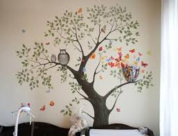 Wall Stencil Patterns Custom How To Create Attractive Focal Point With Stencils For Walls BlogBeen