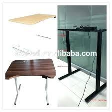 office desk legs. Desk Leg Riser Desks Motorized Adjustable Height Table Legs Office K