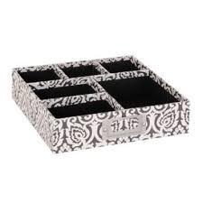damask office accessories. black \u0026 white damask organizer tray office accessories e
