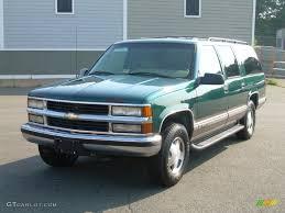 1996 Chevrolet Suburban Photos, Specs, News - Radka Car`s Blog