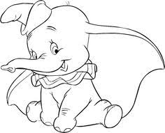 7 Best Dumbo Disegni Da Colorare Images In 2013 Coloring Pages