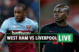 West Ham vs Liverpool LIVE: Stream, TV channel, staff information IMMINENT  – Premier League newest updates - MR NewsPaper