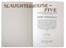lot detail kurt vonnegut signed slaughterhouse five leather kurt vonnegut signed slaughterhouse five leather bound limited edition